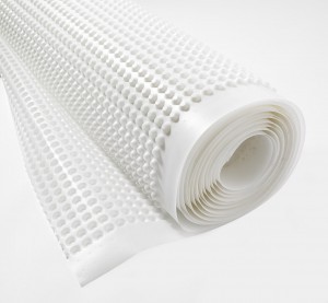 Cavity Drain Clear Tanking Membrane 8mm Stud 2.4mtrs x 20mtrs
