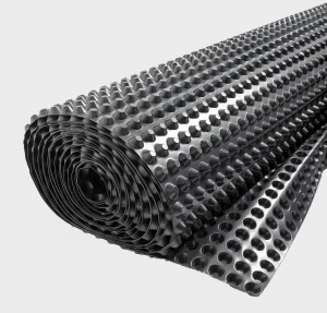 20mm Cavity Drain Membrane Floor Membrane 2mtrs x 20mtrs