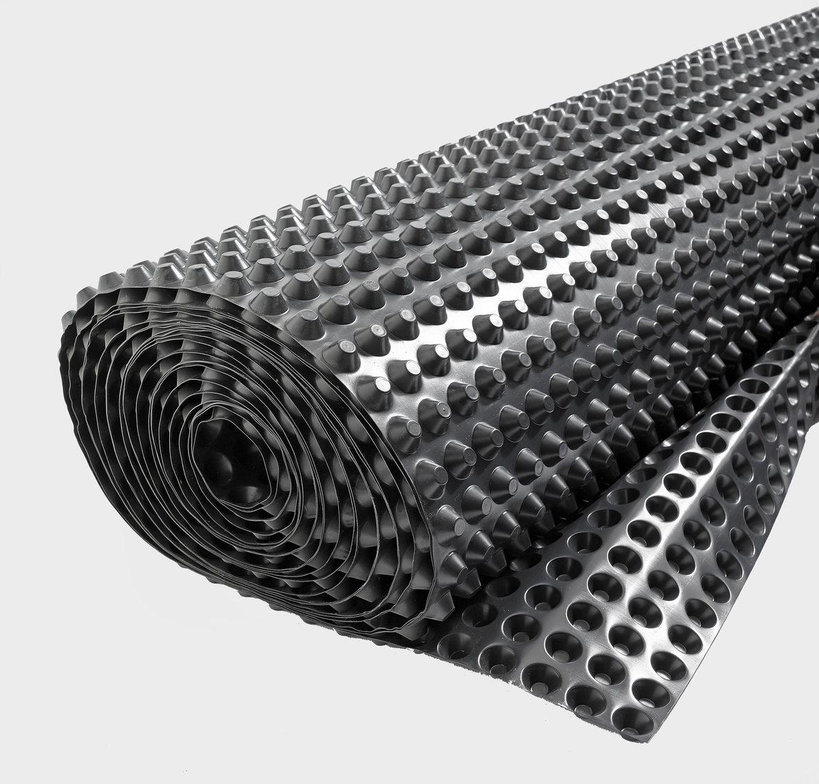 Premcrete BBA 20mm Cavity Drain Membrane Floor Membrane