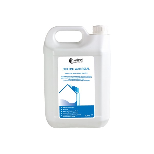 Nvirol Waterseal Masonry Water Repellent Brick Sealer