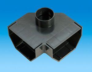 Aqua-channel-corner-piece