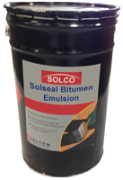 Solseal Bitumen Emulsion