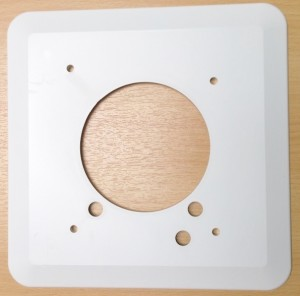 Vectaire Wall Plate Reducer