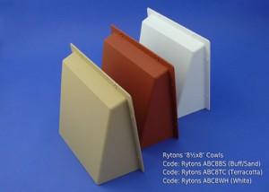 Rytons Cowl 8.5 x 8