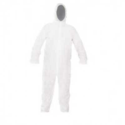 Silverline Safety Disposable Coveralls