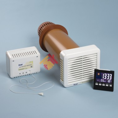 khrv150 single room heat recovery vent