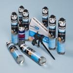Bond It Mega Stik Plasterboard Adhesive 8 Can Kit