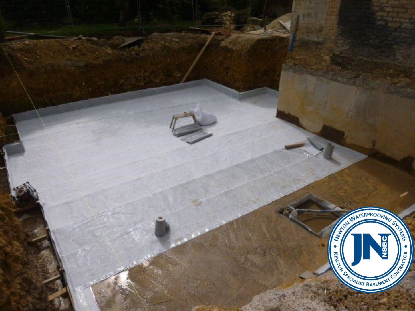 SYSTEM 400 EXTERNAL WATERPROOFING