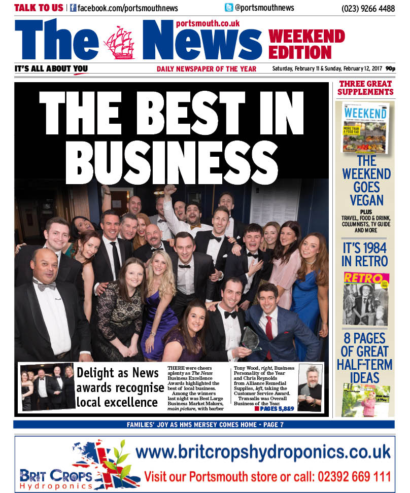 Portsmouth-News-Business-Excellence-Awards