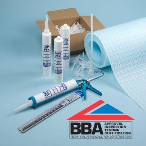 DryFix-DPC-Damp-Proofing-Injection-Cream-380ml-x4 -Membrane-Kit