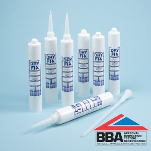 DryFix DPC Damp Proofing Injection Cream 380ml BBA x 7