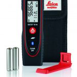 Leica DISTO D110 Laser Distance Measure with Bluetooth Modelling Software
