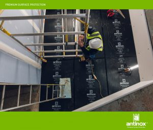 ANTINOX SURFACE FLOOR PROTECTION BOARDS