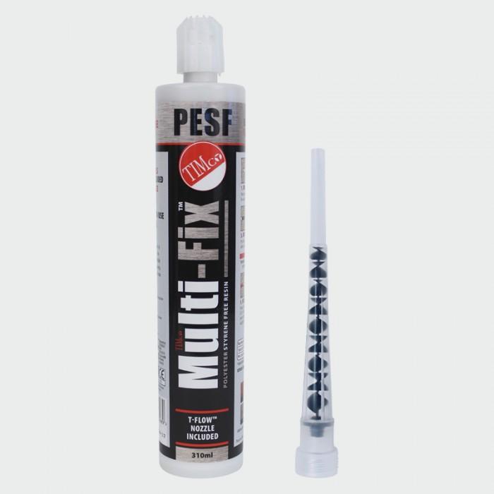 Timco Multi Fix Styrene Free Polyseter Resin 300ml