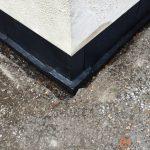 Applying Self Adhesive Bitumen Waterproof Membrane