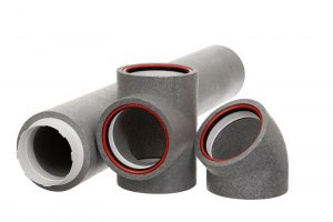 125MM ROUND DUCTING