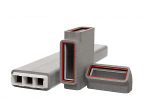 204MM RECTANGULAR DUCTING